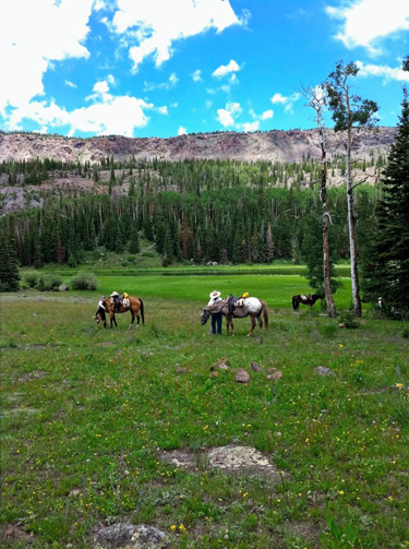 utah horseback riding vacations