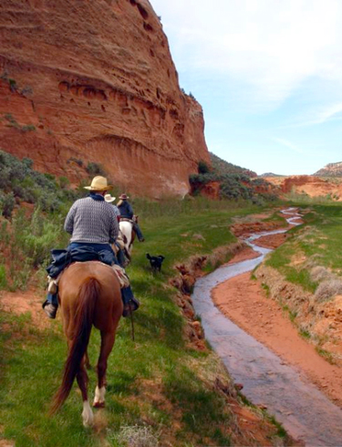 utah horseback riding hondoo rivers and trails