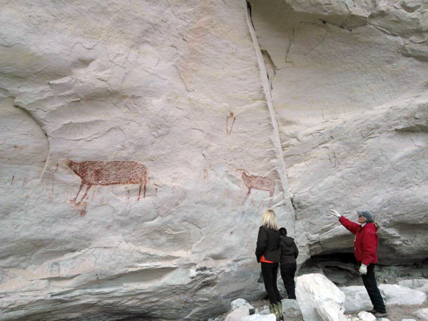 utah pictographs hondoo