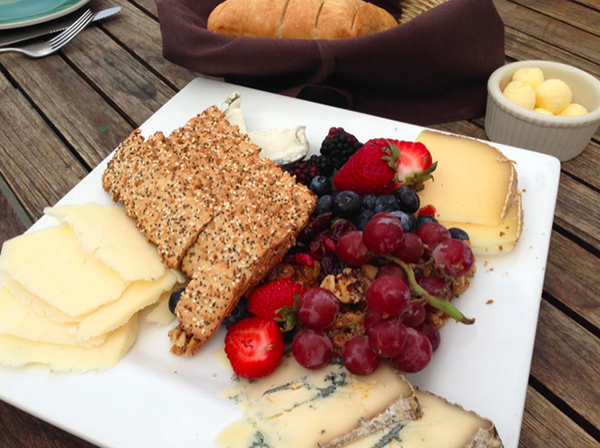 vermont cheese food mountain top