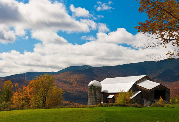 vermont fall colors