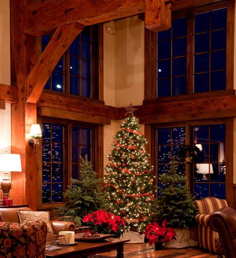 Vista Verde Ranch Christmas Tree