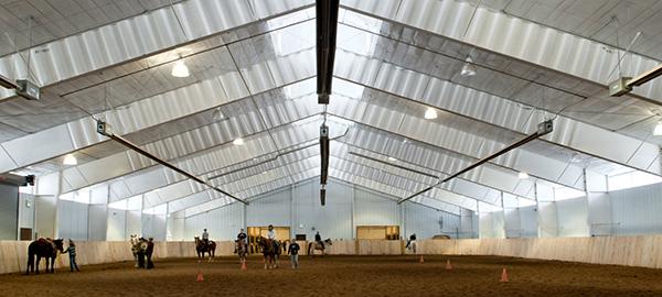 Vista Verde Ranch arena