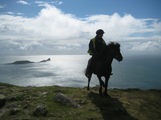wales riding holidays