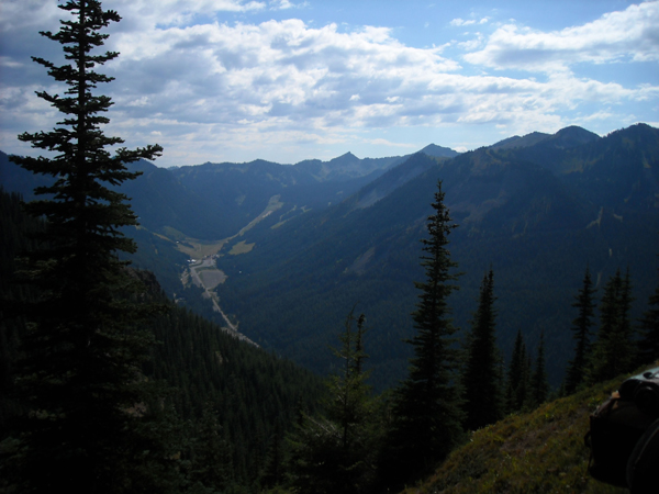 pacific crest trail horseback riding