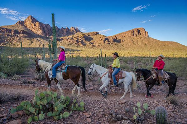 White Stallion Ranch Arizona