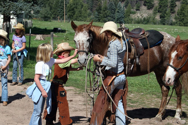 wilderness ranch colorado dude ranch