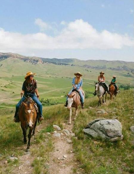 wyld leadership horseback riding