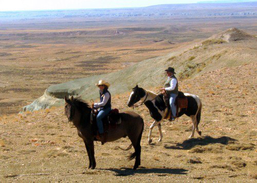 wyoming horseback adventures